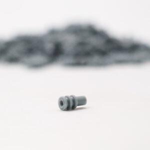 Graue Einzeladerdichtung 0.50 bis 0.75 mm2