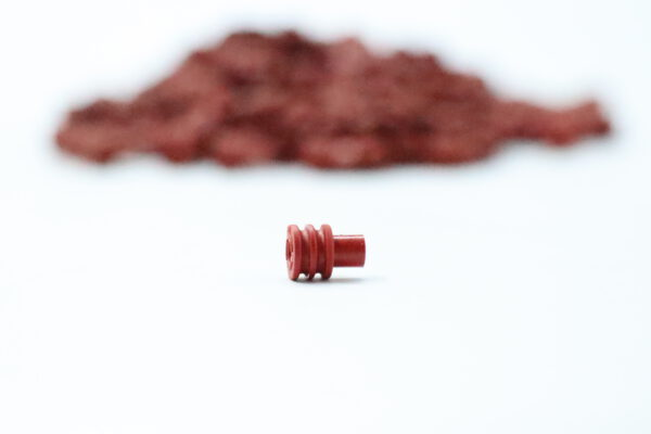 Braune Einzeladerdichtung 1.50 mm2