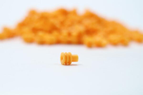 Gelbe Einzeladerdichtung 1.50 bis 2.50 mm2