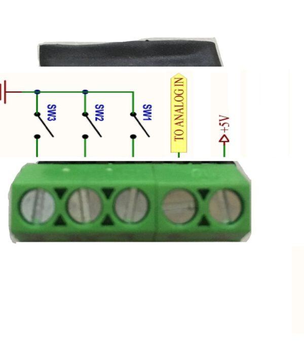 Ecumaster EMU Mux Switch Modul